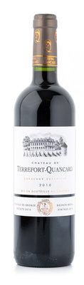 Terrefort Quancard | Bordeaux Supérieur 2010