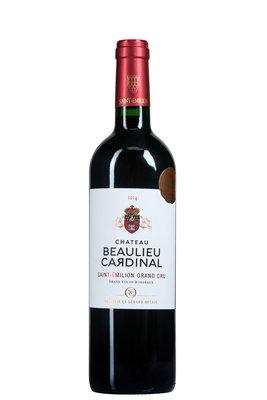Vignobles Poitou-Operie | Château Beaulieu Cardinal Saint Emilion 2014