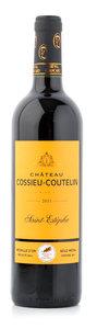 Cheval Quancard | Château Cossieu-Coutelin Saint-Estèphe 2011